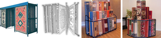 Display Stands Mastercraft Rugs